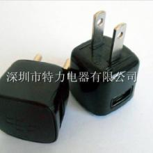 供应环保认证黑莓旅行充电器批发