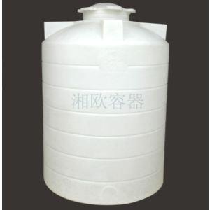 供应怀化3个立方外加剂储罐/耐酸碱PE罐厂家直销