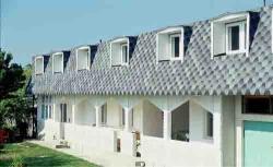 洛阳坡屋面专用沥青瓦图片