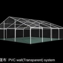 供应PVC透明膜帐篷