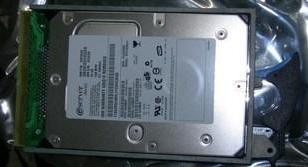 AS400小型机4319硬盘图片