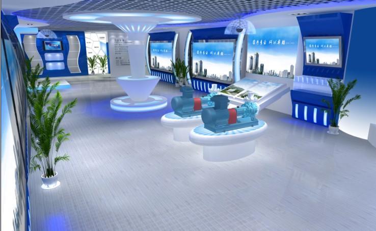 展览服务 展会特装展台设计及施工;企业展厅,规划馆,科技馆,陈列馆图片