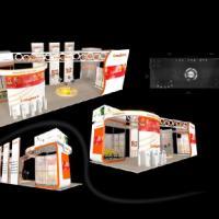 供应西安绿地笔克国际会展中心展台设计搭建,绿地展会展台设计制作
