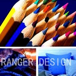 嘉兴床品花型配色设计图片