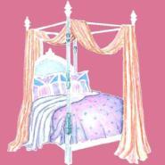 床品花型定制设计图片