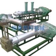 河北省恒泰制造纸厂下脚料颗粒机械图片