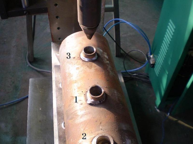 自动焊接架_全自动焊床全自动焊机全自动焊接机