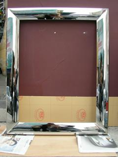 镜面不锈钢装饰框架不锈钢镜面板 不锈钢装饰板