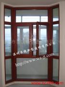 供应铝木窗