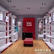供应海口展示柜台制作,海南珠宝专柜展柜图片