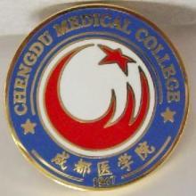供应北京金属徽章定做,金属徽章订做,平面印刷胸章厂批发