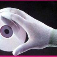 防静电13针尼龙PU涂指手套图片