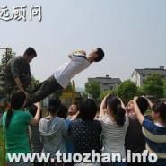 上海闸北规土局常州天目湖拓展训练图片