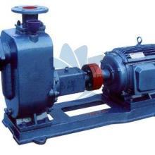 供应卧式结构ZW自吸泵,固液泵,杂质自吸泵,自吸泵流量图片