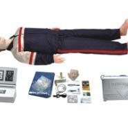 心肺复苏AED除颤仪医学模型图片
