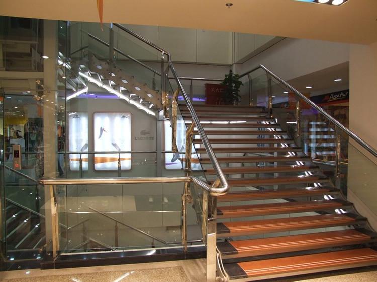 供应金属结构楼梯