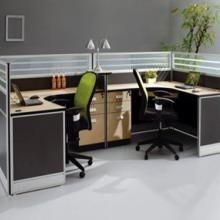 供应广东广州佰正办公家具厂专业生产销售屏风式办公桌供应商图片