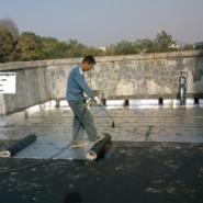 建筑工程SBS防水卷材施工图片