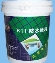 供应金黑豹K11柔韧性防水浆料批发