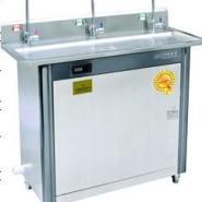 尊贵型不锈钢饮水机冰温热三用图片