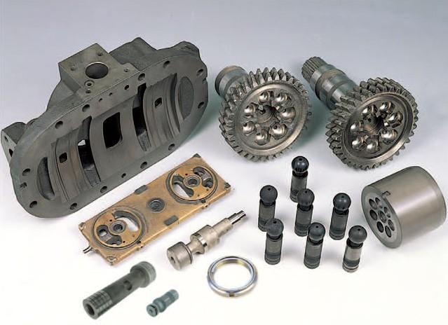 液压泵配件_液压泵配件供货商图片