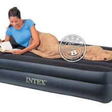 INTEX单人双层免床架充气床/西安充气床垫/西安气垫床B301批发