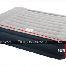 INTEX双人三层免床架充气床/西安充气床垫/西安气垫床B303批发
