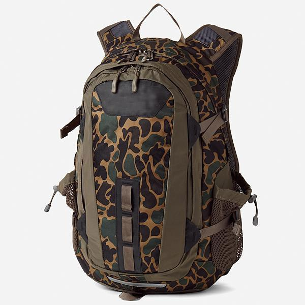 生产供应豹纹休闲背包