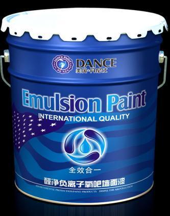 供应国际知名品牌涂料丹尼仕乳胶漆厂家直销