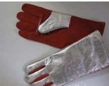 供应电焊专用手套隔热耐高温