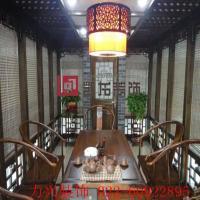 天津茶楼装潢设计及施工