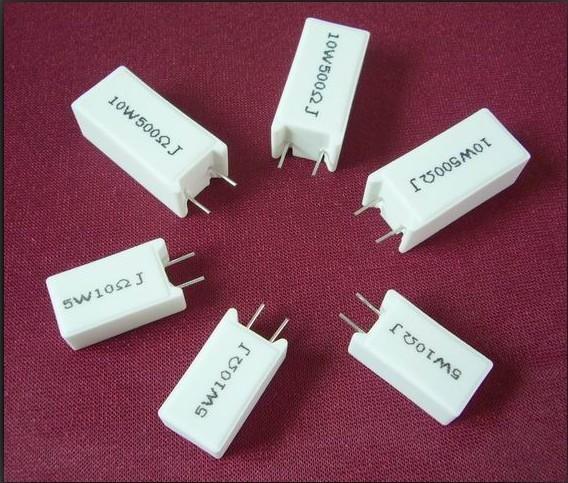 标签: 水泥电阻图片简述:水泥电阻器 ◆ 特点: 1、小型化大...