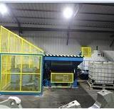 供应07-I废金属液压打包机自动压块机