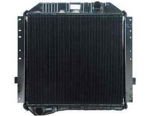 电子电力设备水冷散热器图片