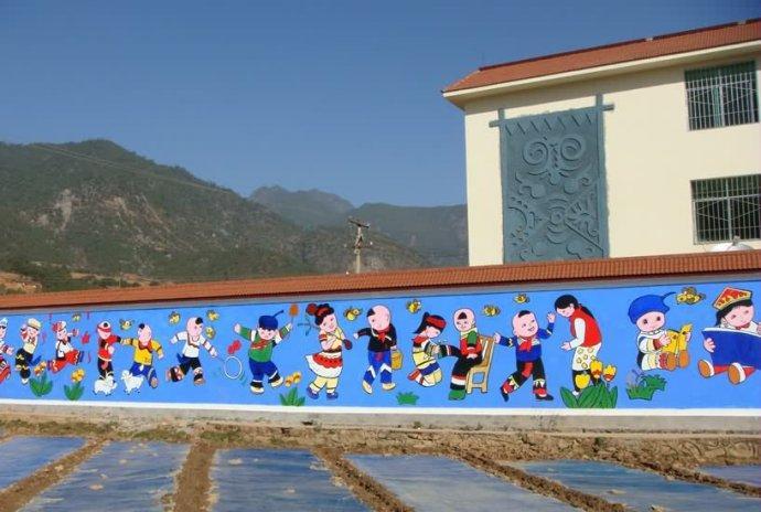 聊城幼儿园墙绘多少钱