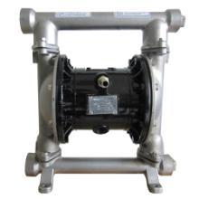 供应QBY-15不锈钢气动隔膜泵,QBY不锈钢隔膜泵,QBY隔膜泵图片