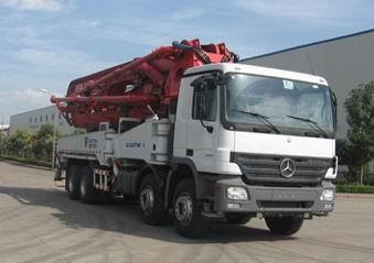 供应进口混凝土泵车