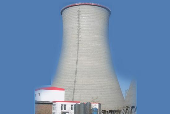 冷却塔批发,电厂冷却塔