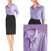 珠海制服一流制作高档女式职业衬衫