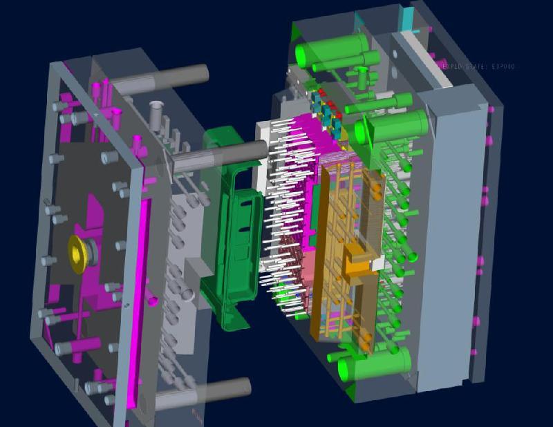 autocad机械制图全科班图片