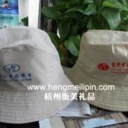 杭州渔夫帽定制盆帽旅游帽定做定制图片
