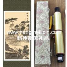 供应杭州丝绸画定做字画工艺画定制定做18758896886丝绸画定做