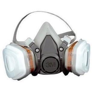 3M防毒套装面具口罩图片