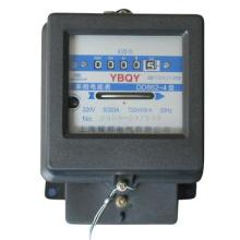 供应DD862系列单相电能表机械表