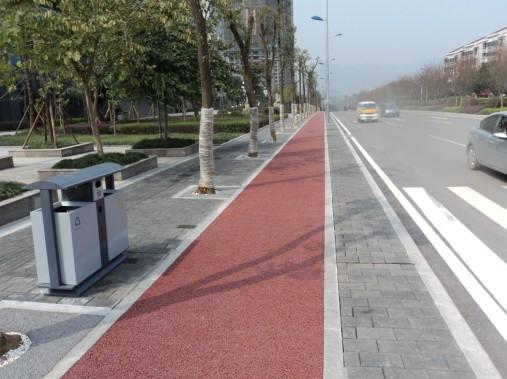 武汉彩色生态环保透水地坪供应商销售