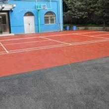 供应武汉彩色生态环保透水地坪图片