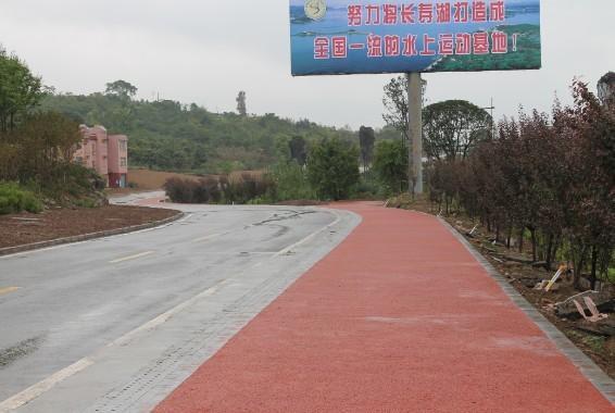 四川彩色生态环保透水地坪工艺销售