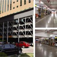 供应机械车库 机械立体车库 多层升降横类停车设备-PSH