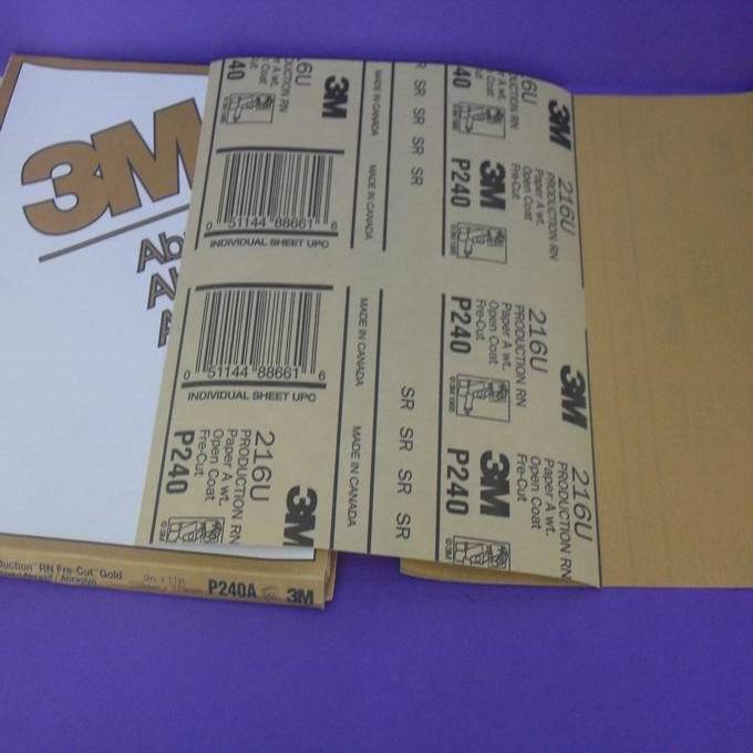 砂纸/供应3M401Q水磨砂纸401Q水磨砂纸砂纸图片