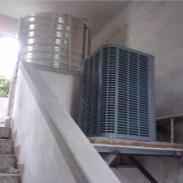桐乡格力空气能中央热水机图片